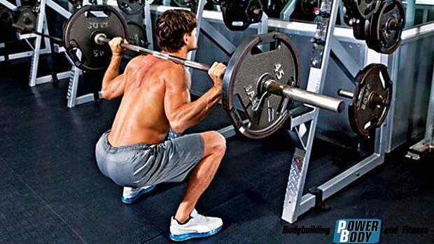 Тренировка кора (мышц стабилизаторов)