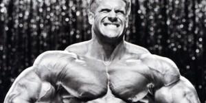 Джей Катлер — Тренировка плеч базовыми и изолирующими упражнениями