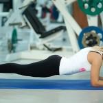 Упражнение «Планка» для стального пресса и укрепления других мышц