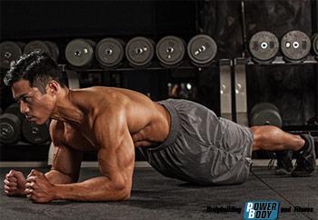 Изометрический тренинг. Тренировка мышц живота