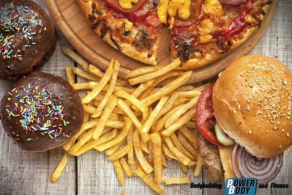 Нездоровое питание. Как правильно питаться в течение дня