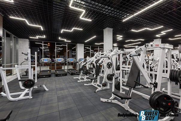 Выбор фитнес-центра