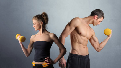 пропорции фитнес