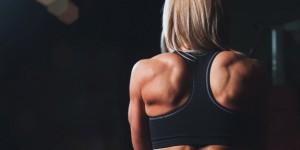 Тренировка спины для женщин — программа тренировки