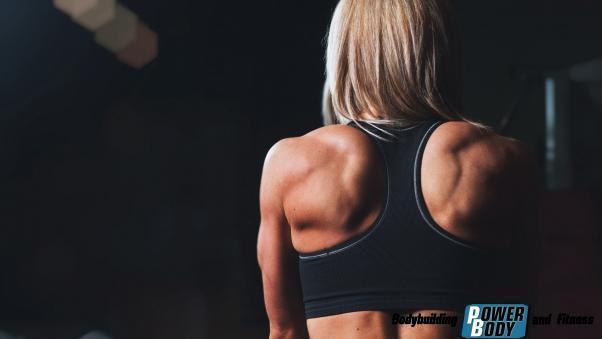 тренировка спины для женщин