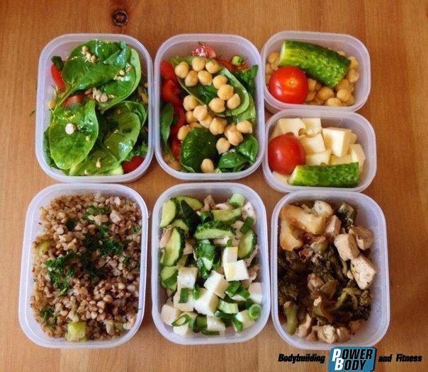 Дробное питание. Как правильно питаться в течение дня