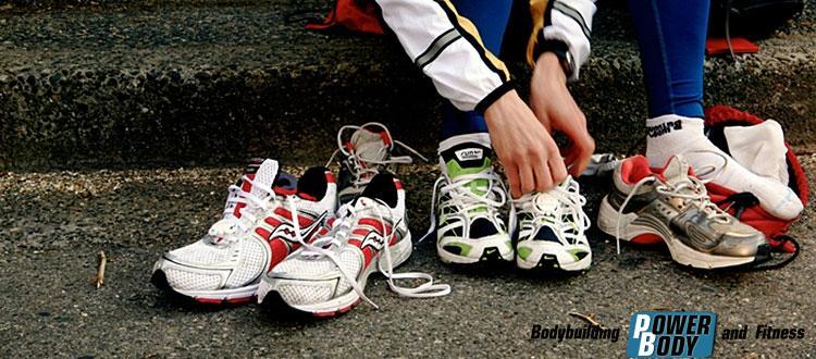 подбираем размер кроссовок