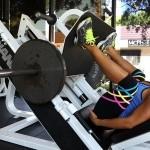 Жим ногами — техника, особенности выполнения