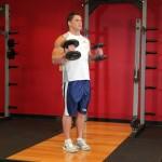 Упражнение молот (молоток) на бицепс — техника, особенности