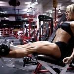 Разгибания ног в тренажере — прокачиваем квадрицепсы