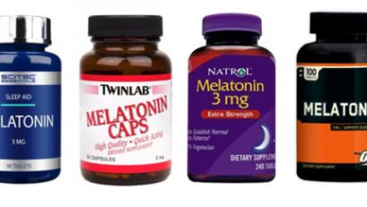 Мелатонин в бодибилдинге