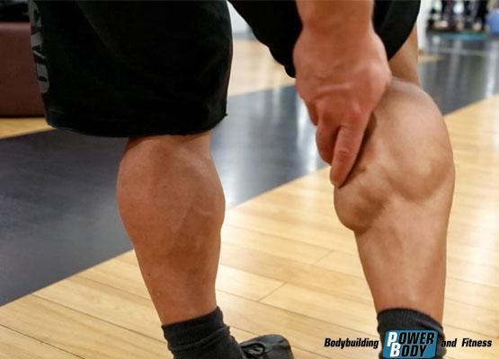 Качаем икроножные мышцы