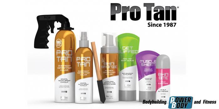 Грим «Pro Tan»