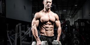 Круговая тренировка для набора мышечной массы