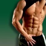 8-минутная домашняя тренировка на мышцы живота