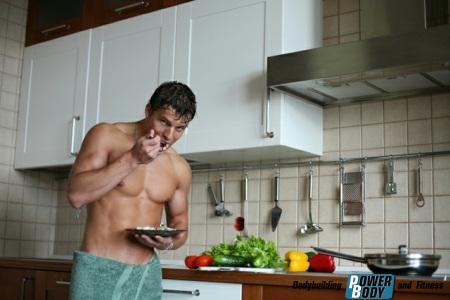 Ешьте больше овощей