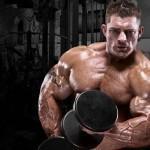 Флекс Льюис — тренировка мышц спины