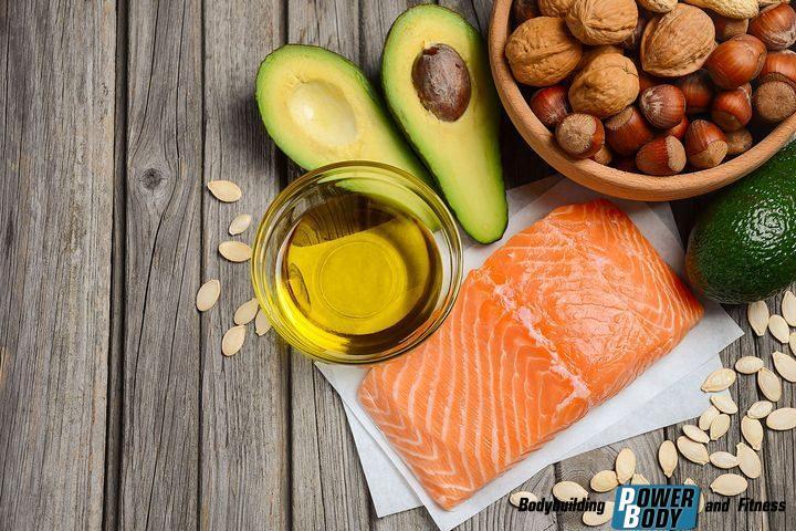 Омега 3-6-9 (полезные жиры)