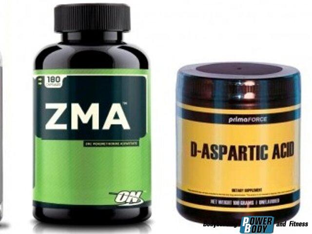 Другие добавки (D-аспарагиновая кислота, ZMA и др.)