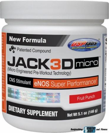 Jack 3D Micro от USPlabs