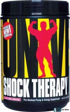 «Shock Therapy» от «Universal»