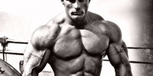 Тренировка груди Флекса Льюиса
