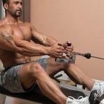 Тяга горизонтального (нижнего) блока — развиваем мышцы спины