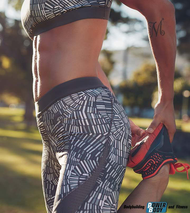 Как получить шесть кубиков пресса для женщин: упражнения, диета, советы