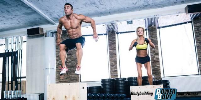 Плиометрические тренировки: как накачать большие ноги
