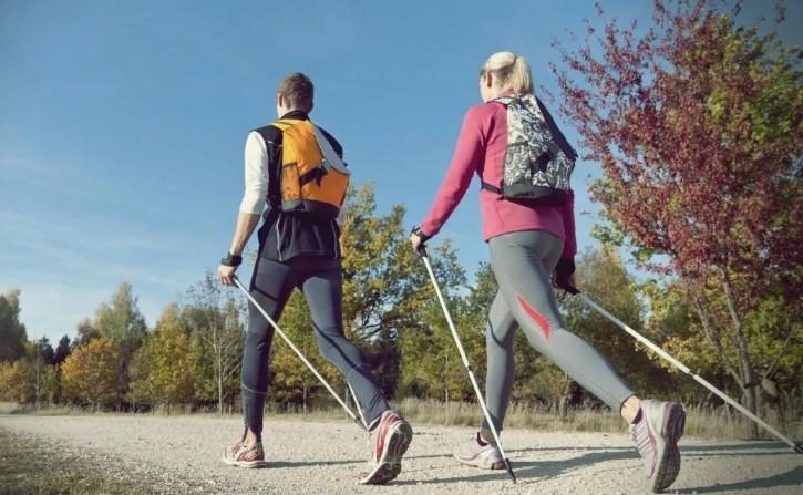 Благотворное влияние Nordic Walk на организм