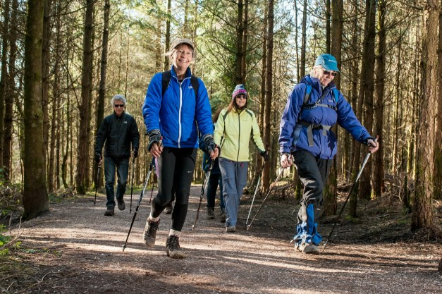 Nordic Walk противопоказания